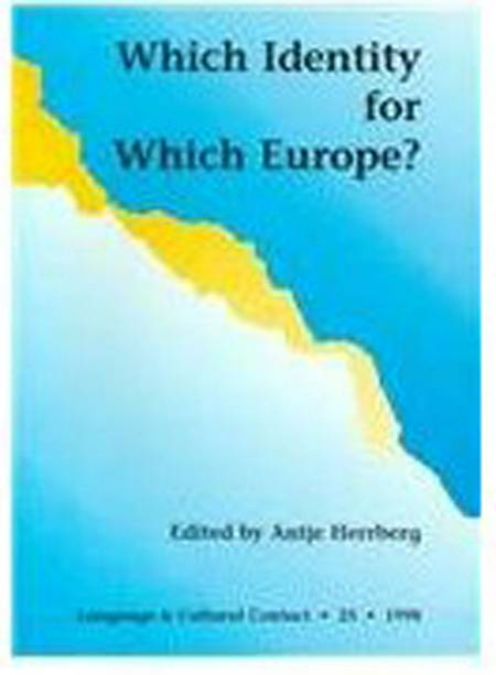 Which identity for which Europe?