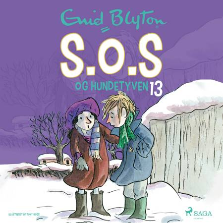 S.O.S og hundetyven af Enid Blyton