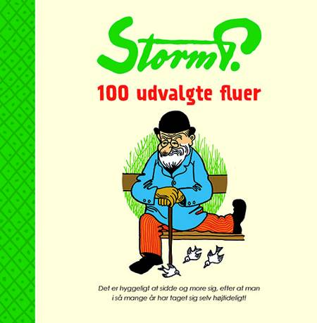 Storm P. - 100 udvalgte fluer af Robert Storm Petersen
