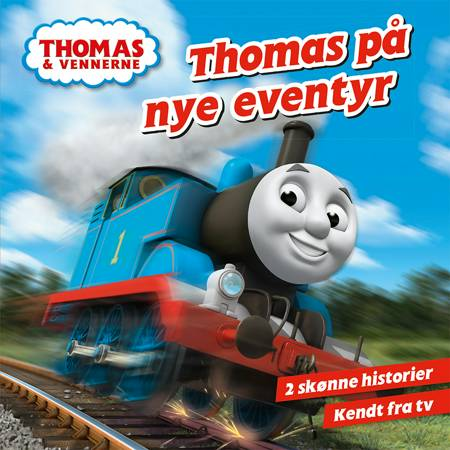 Thomas på nye eventyr af W. Awdry