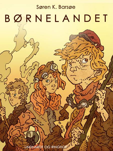 Børnelandet af Søren K. Barsøe