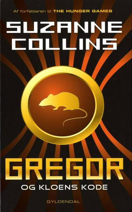 Gregor og kloens kode af Suzanne Collins