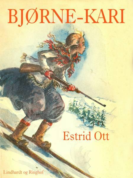 Bjørne-Kari af Estrid Ott