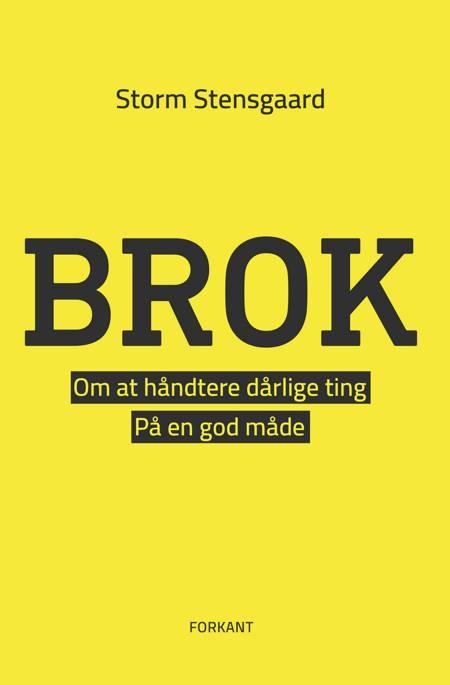 BROK af Storm Stensgaard