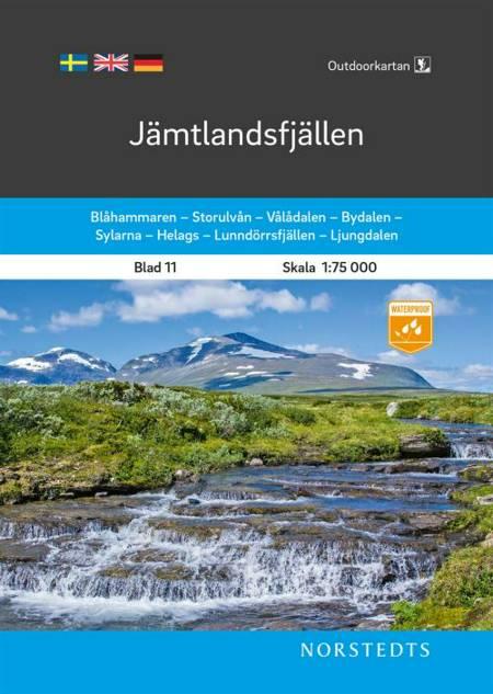 Jämtlandsfjällen af Norstedts