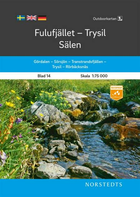 Fulufjället - Trysil - Sälen af Norstedts