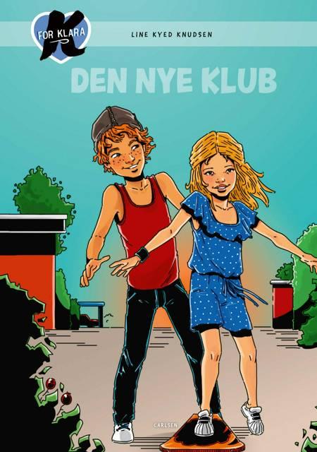 Den nye klub af Line Kyed Knudsen