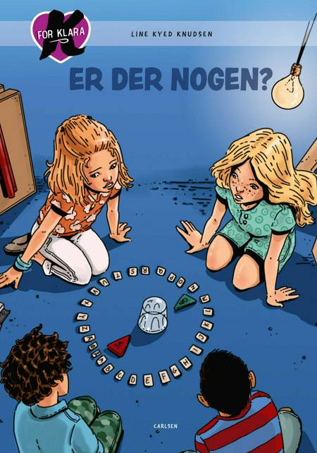 Er der nogen? af Line Kyed Knudsen