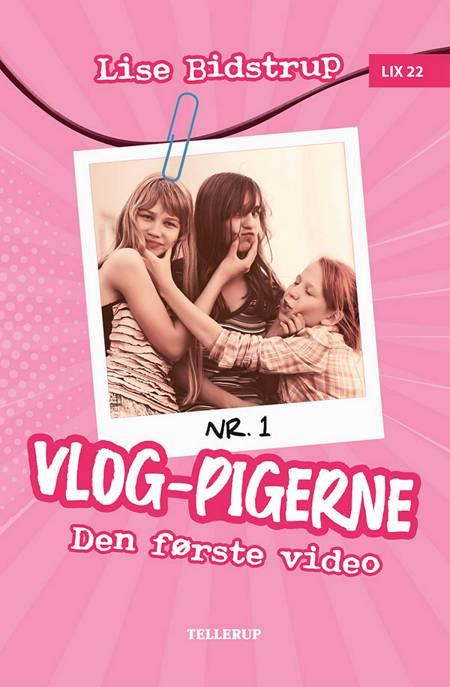 Vlog-pigerne #1: Den første video af Lise Bidstrup
