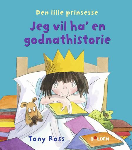Jeg vil ha' en godnathistorie af Tony Ross