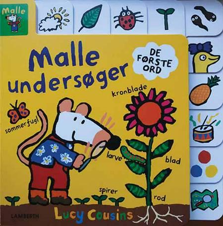 Malle undersøger af Lucy Cousins