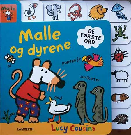 Malle og dyrene af Lucy Cousins