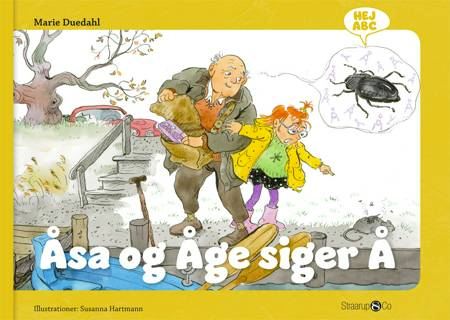 Åsa og Åge siger Å af Marie Duedahl