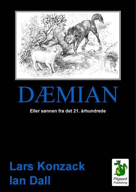 Dæmian eller Sønnen fra det 21. århundrede af Lars Konzack og Ian Dall