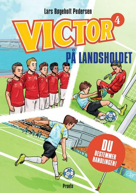 På landsholdet af Lars Bøgeholt Pedersen