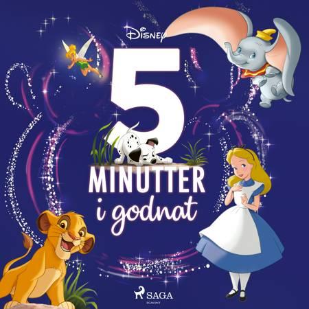 Fem minutter i godnat - Disneys klassikere af Disney