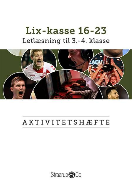 Aktivitetshæfte - Lix-kasse 16-23
