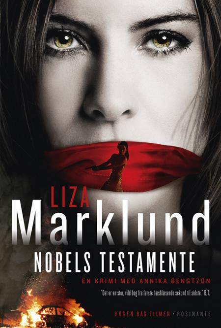 Nobels testamente af Liza Marklund