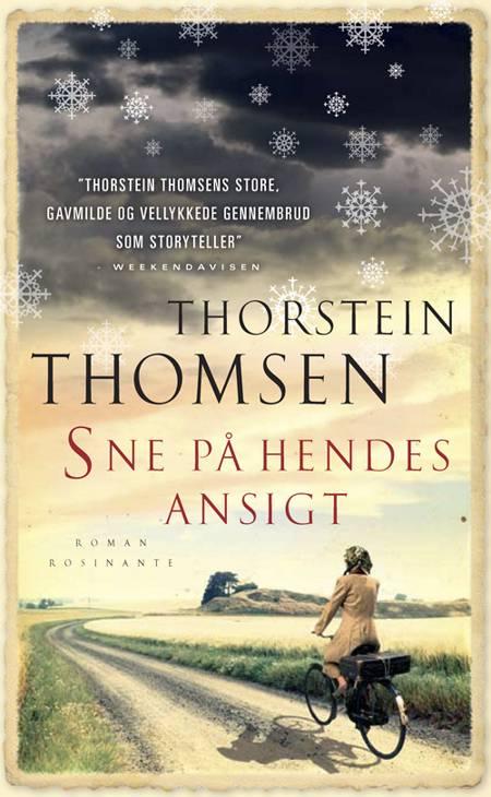 Sne på hendes ansigt af Thorstein Thomsen