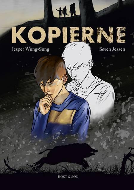 Kopierne (grafisk roman) af Jesper Wung-Sung