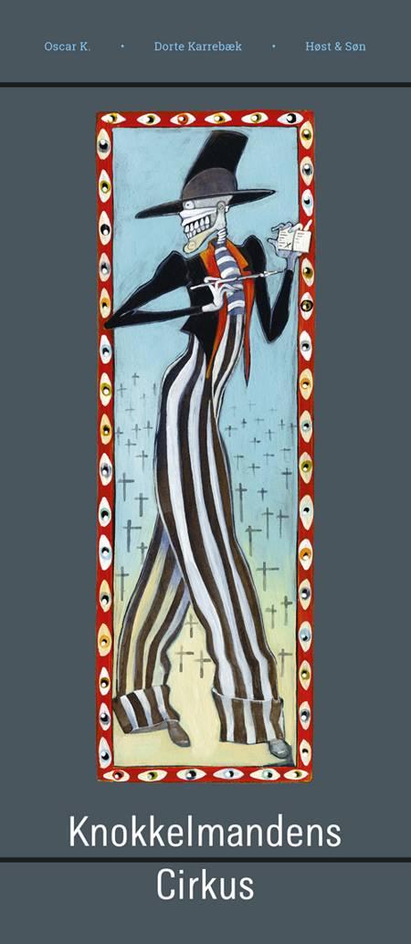 Knokkelmandens cirkus af Oscar K. og Dorte Karrebæk