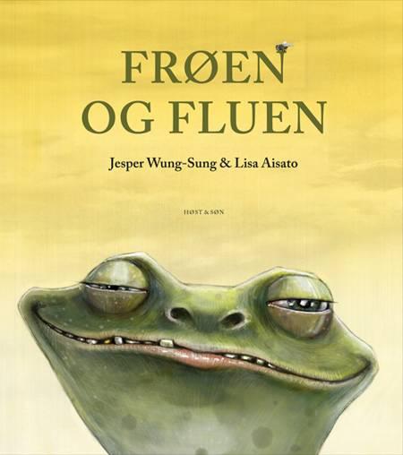 Frøen og fluen eller En elementær indføring i darwinisme af Jesper Wung-Sung