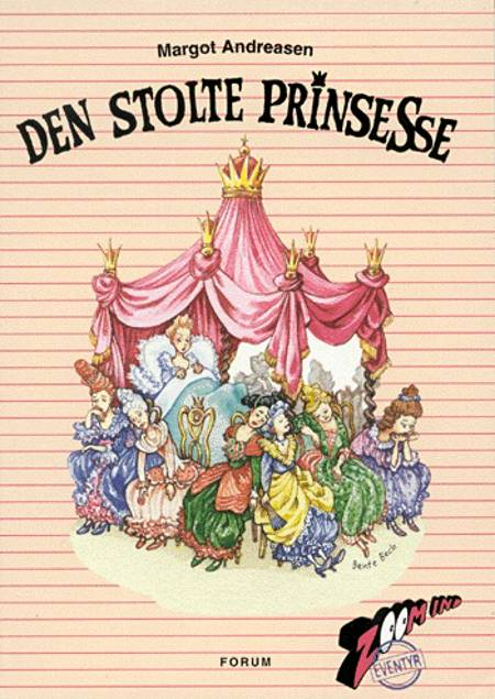 Den stolte prinsesse af Margot Andreasen