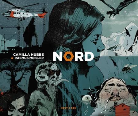 Nord af Camilla Hübbe
