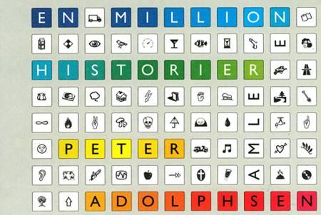 En million historier af Peter Adolphsen