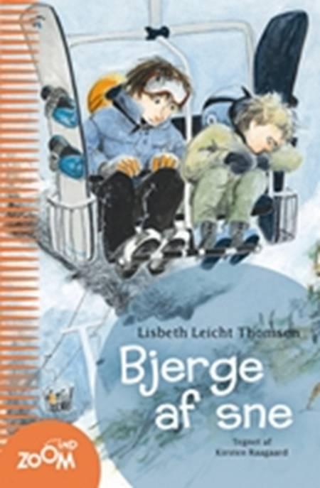 Bjerge af sne af Lisbeth Leicht Thomsen