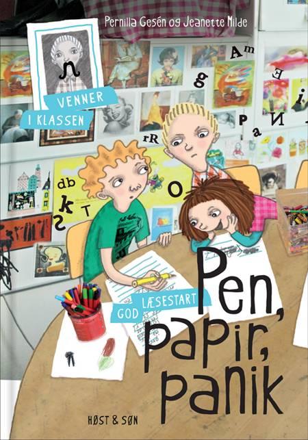 Pen, papir og panik af Pernilla Gesén