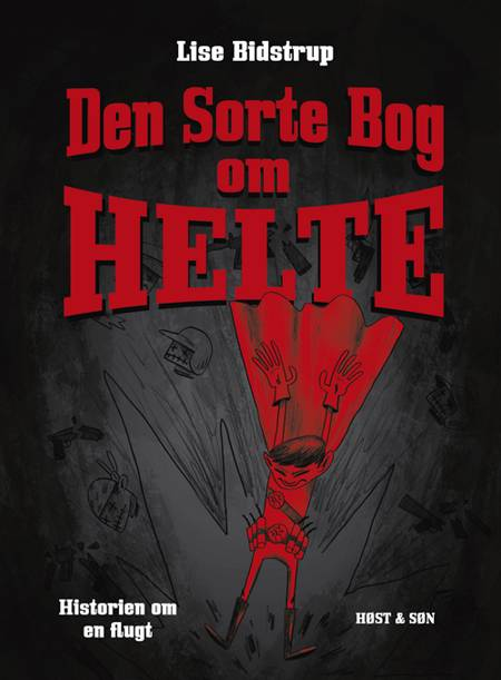 Den sorte bog om helte af Lise Bidstrup