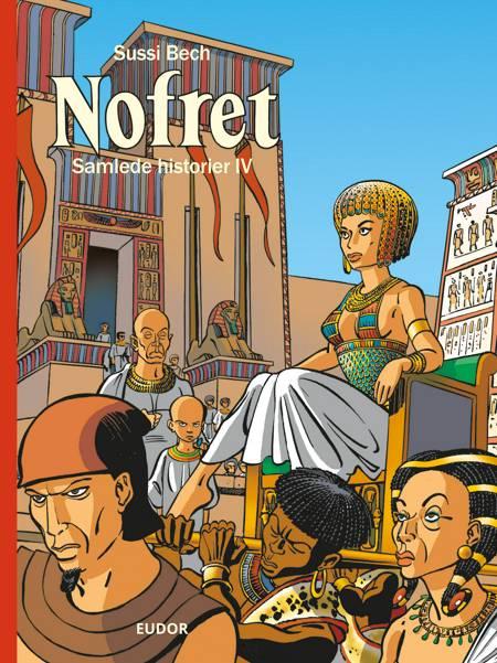 Nofret - Samlede historier IV af Sussi Bech