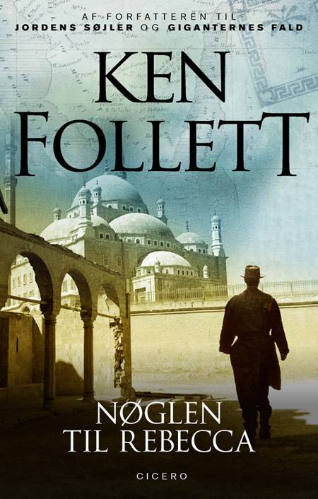 Nøglen til Rebecca af Ken Follett