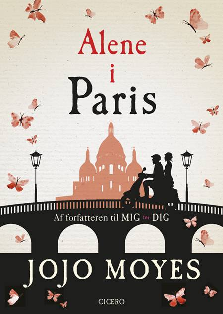 Alene i Paris af Jojo Moyes
