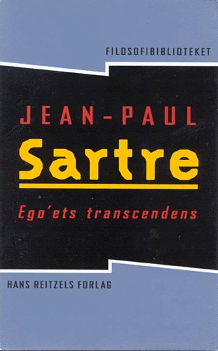 Ego'ets transcendens af Jean-Paul Sartre