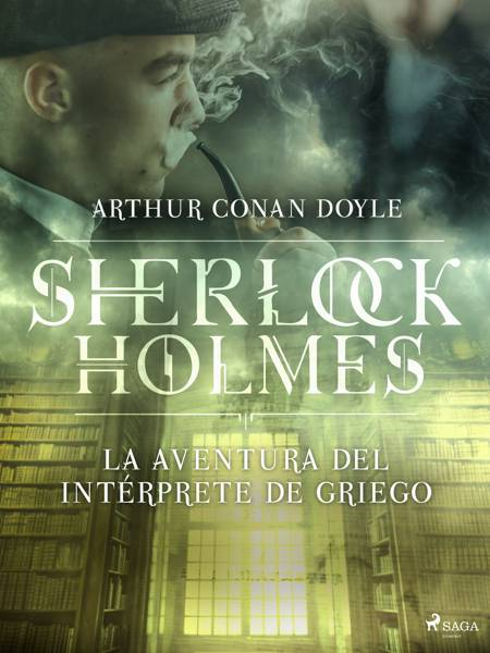 La aventura del intérprete de griego af Arthur Conan Doyle