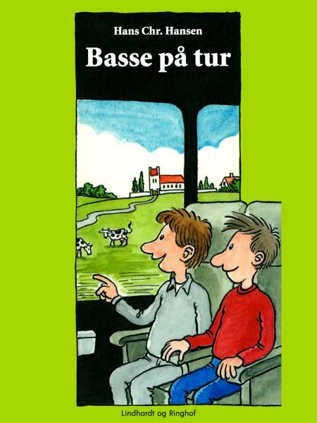 Basse på tur af Hans Christian Hansen