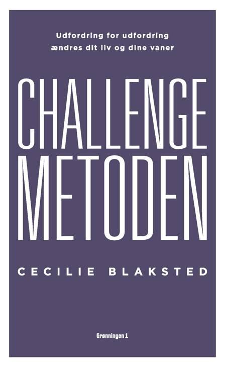 Challenge-metoden af Cecilie Blaksted