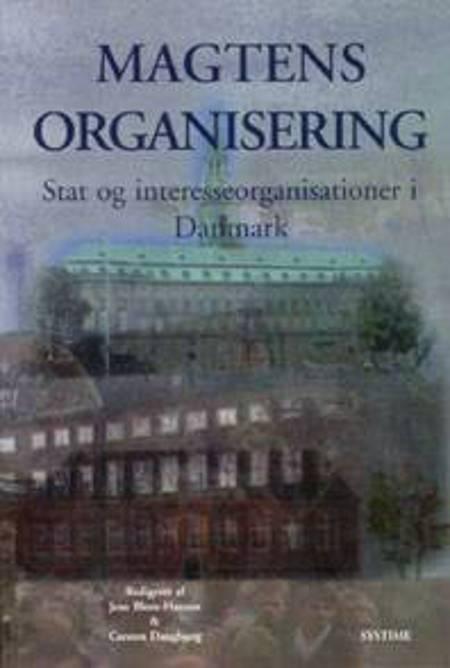 Magtens organisering