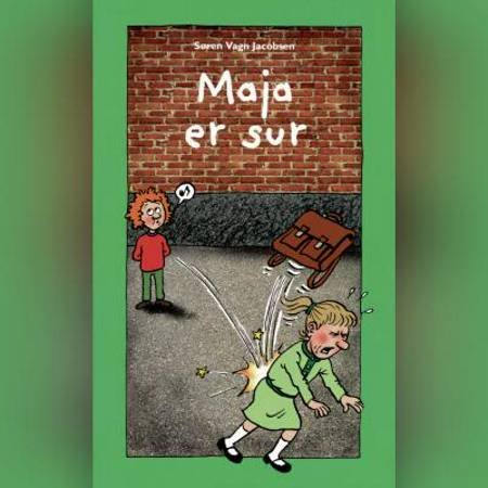 Maja er sur af Søren Vagn Jacobsen