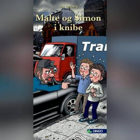 Malte og Simon i knibe af Jim Højberg