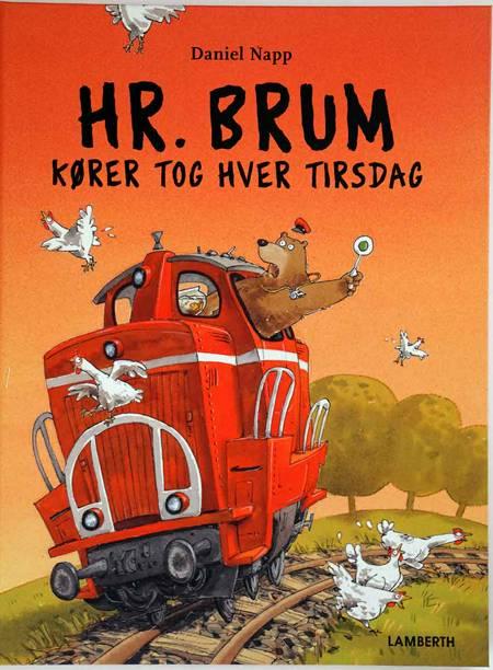 Hr. Brum kører tog hver tirsdag af Daniel Napp