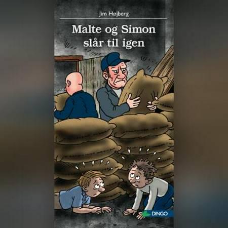 Malte og Simon slår til igen af Jim Højberg