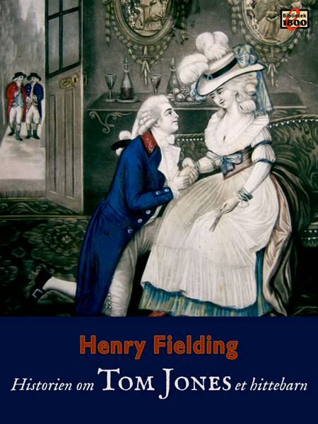 Tom Jones af Henry Fielding