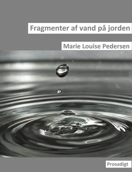 Fragmenter af vand på jorden af Marie Louise Pedersen
