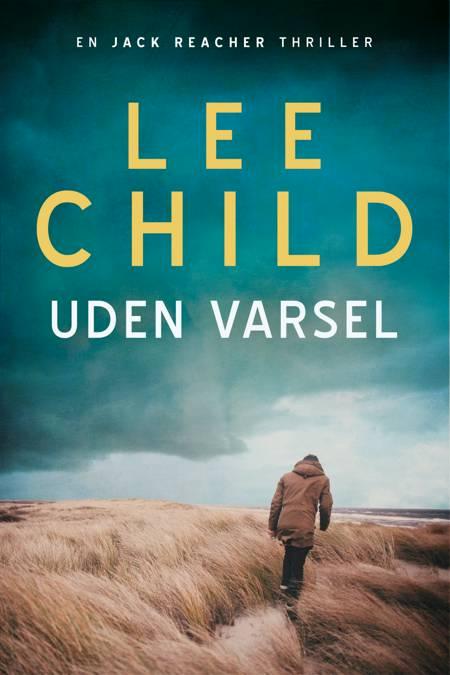 Uden varsel af Lee Child