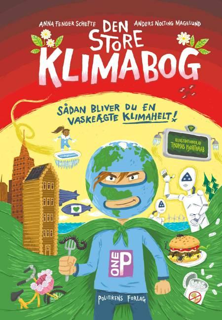 Den store klimabog af Anna Fenger Schefte og Anders Nolting Magelund