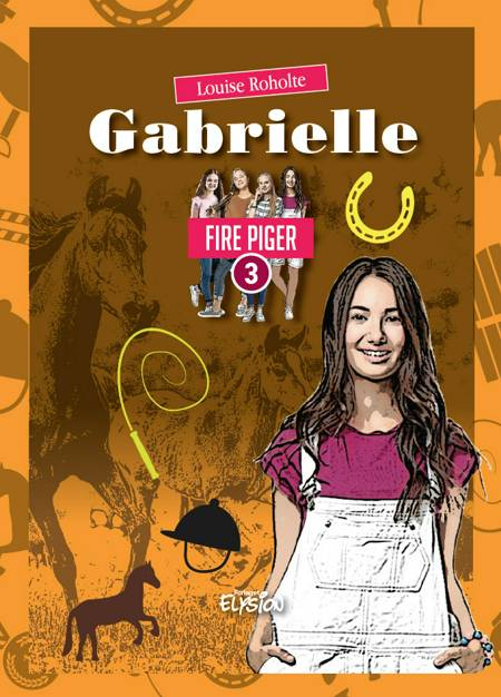 Gabrielle af Louise Roholte
