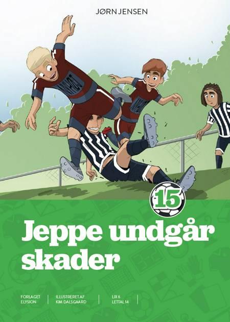 Jeppe - undgår skader af Jørn Jensen